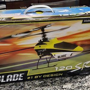 BLADE 120 SR Helicopter